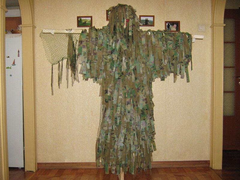 Маскировочный костюм Леший