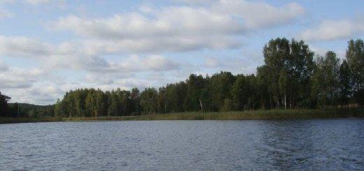 Озеро Ельно