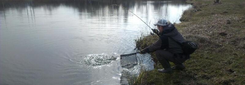 Рыбалка на платниках