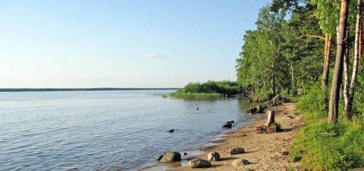 Рыбинское водохранилище