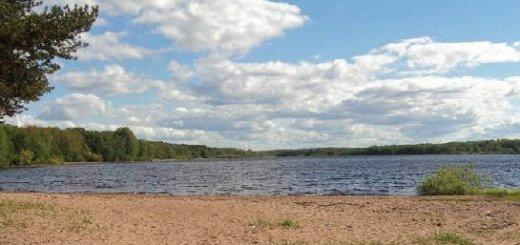 Отдых на озере