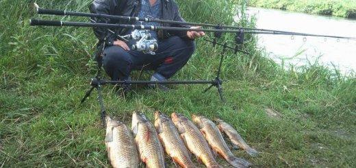 Рыбалка в Голландии
