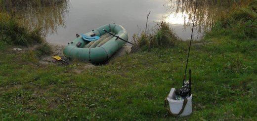 Рыбалка как отдых