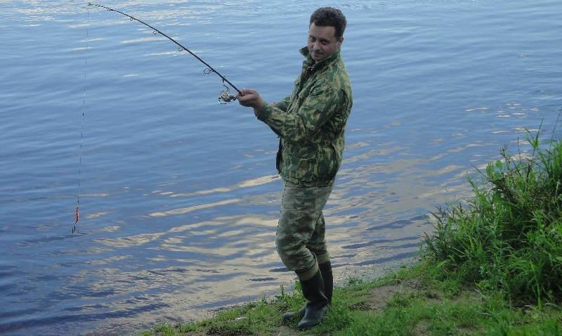 летняя рыбалка в белоруссии