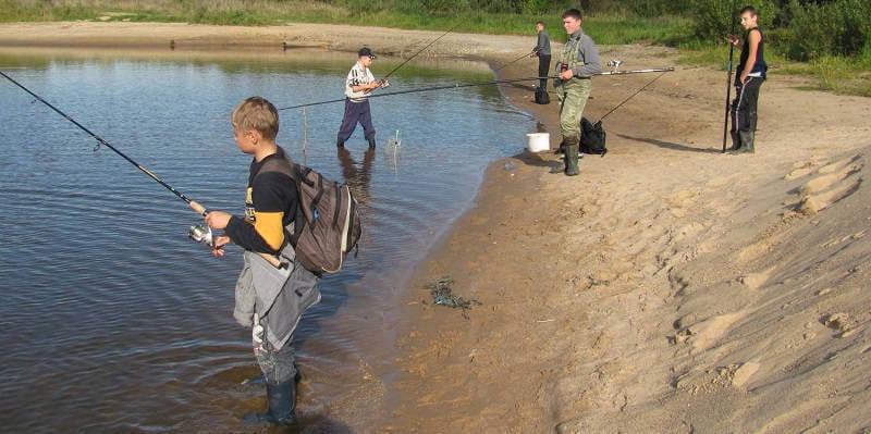 Совет рыболовам