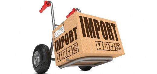 Ввоз товара из-за рубежа