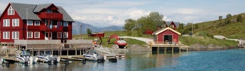 Рыболовный комплекс Арнёй Брюгге