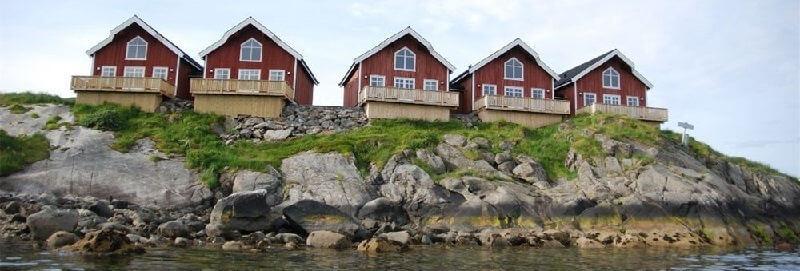 Рыболовный комплекс Кварёй Шёхус