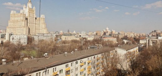 Квартира на сутки в Москве