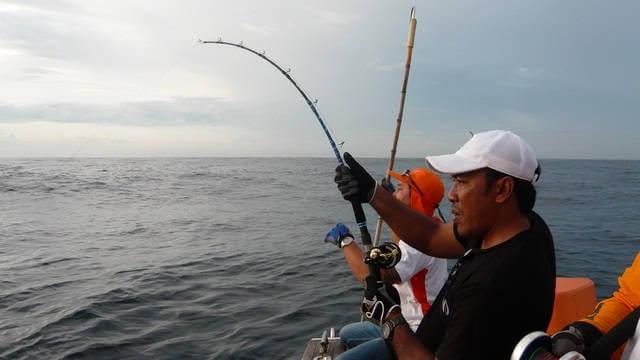 Рыбалка в Индонезии