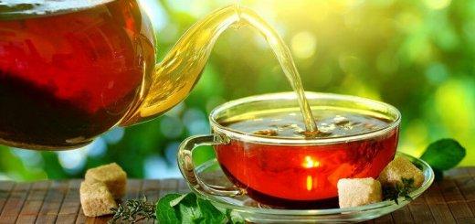 Как заварить лечебный чай