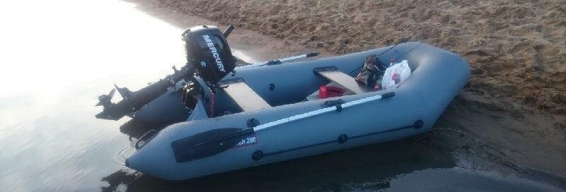ПВХ лодка Хантер 290