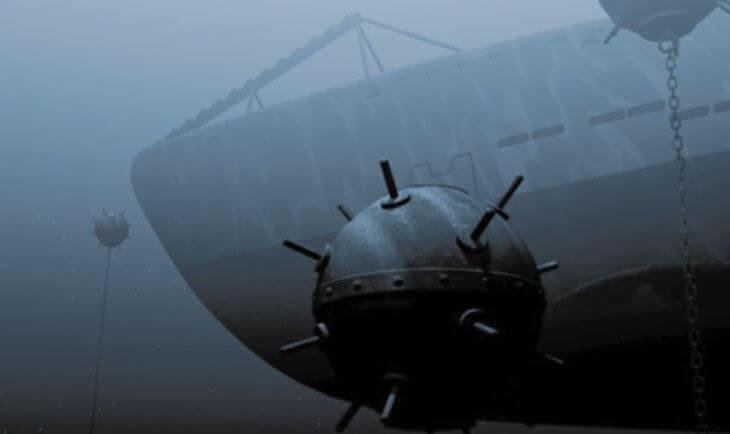 Подводная мина