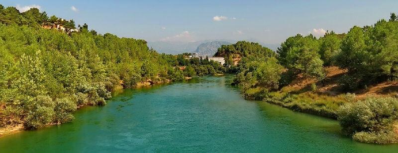 Река Манавгат