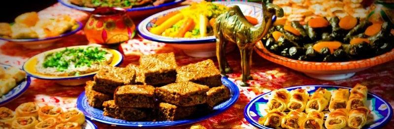 Кухня Иордании