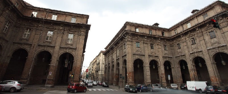 Palazzo dei Quartieri Militari