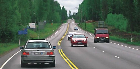 Автомобили в Финляндии