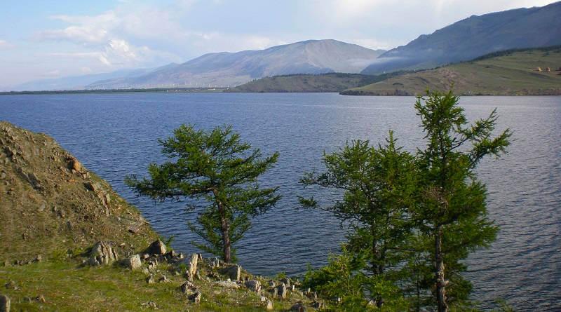 Отпуск на озере Байкал