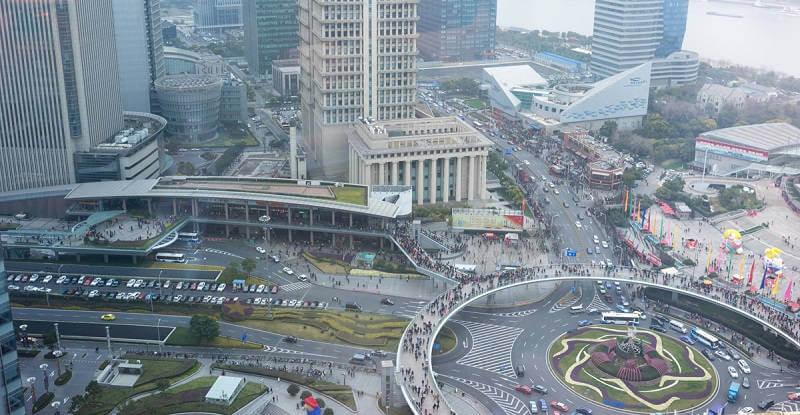 Поездка в Шанхай