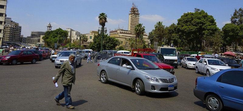 Дороги в Египте