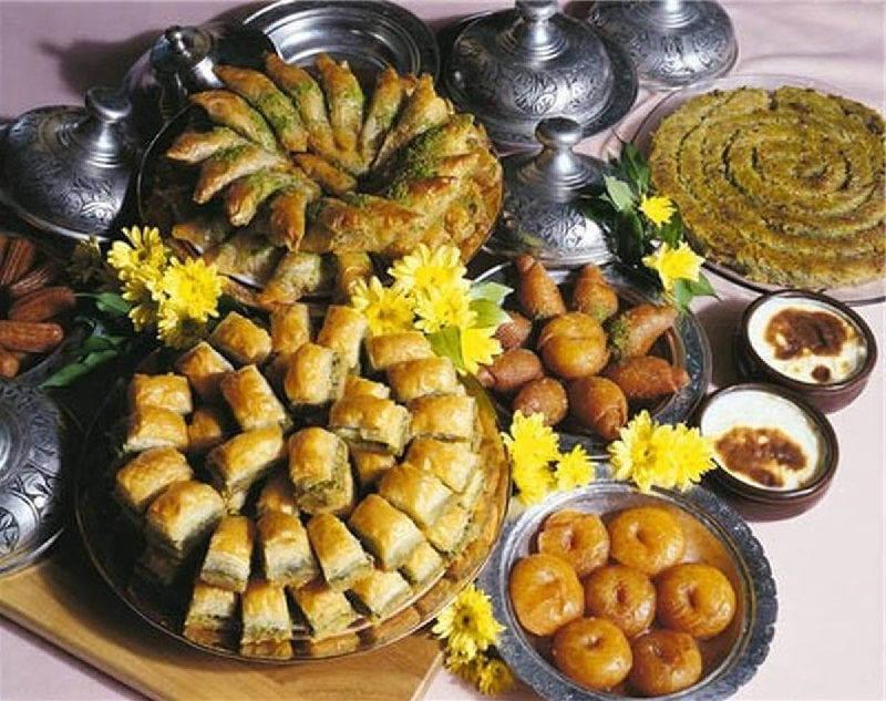 Что едят в Египте