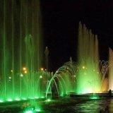 Музыкальный фонтан в Магнитогорске