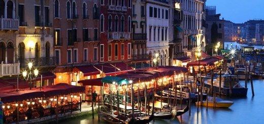 Рестораны в Италии