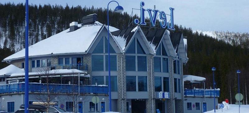 Лыжный курорт Финляндии Леви