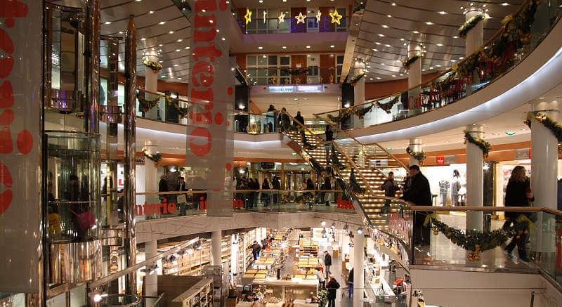 Магазины Хельсинки