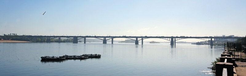 Мост Новосибирска