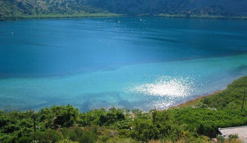 Озеро Курнас