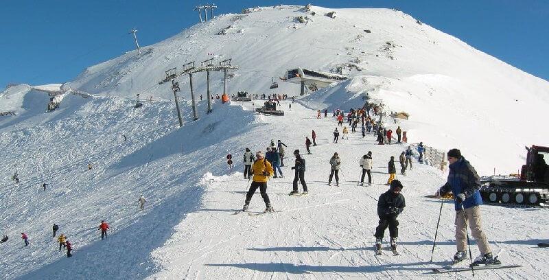 Зимние курорты Австрии