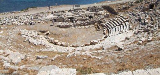 Античный город Книдос