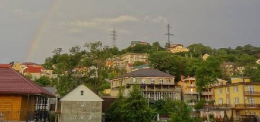 Поселок Лоо
