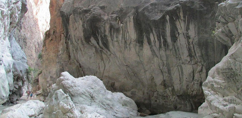 Ущелье Саклыкент