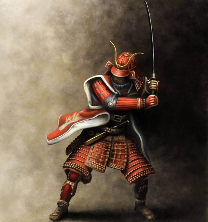 Картинки по запросу самурай