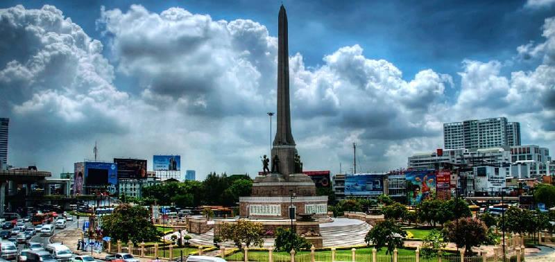 Монумент Победы в Бангкоке