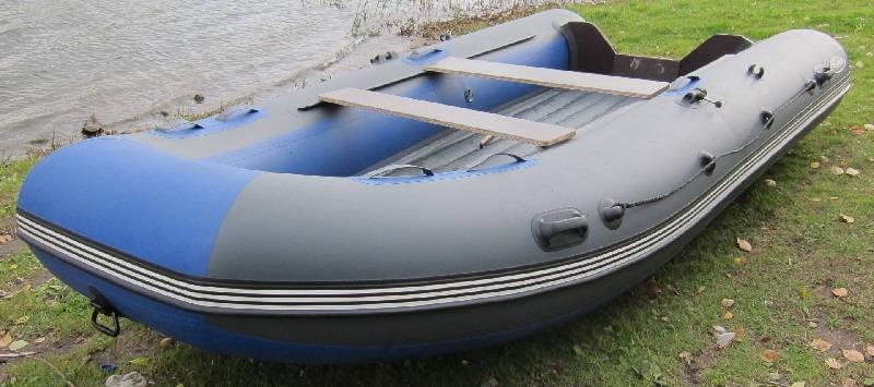 Надувная лодка ПВХ