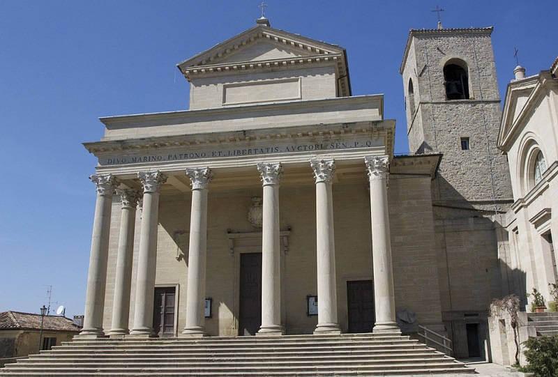 Базилика Святого Марина