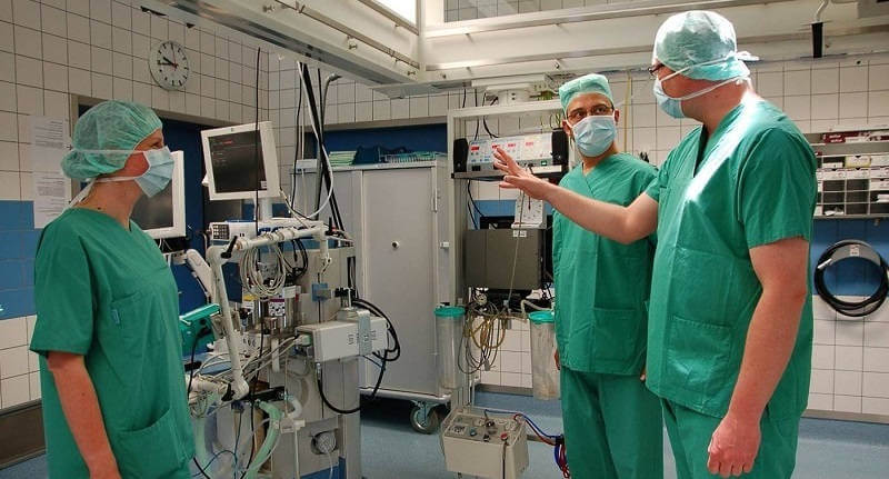 Клиника Берлина