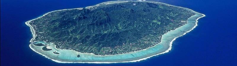 Остров Раротонга