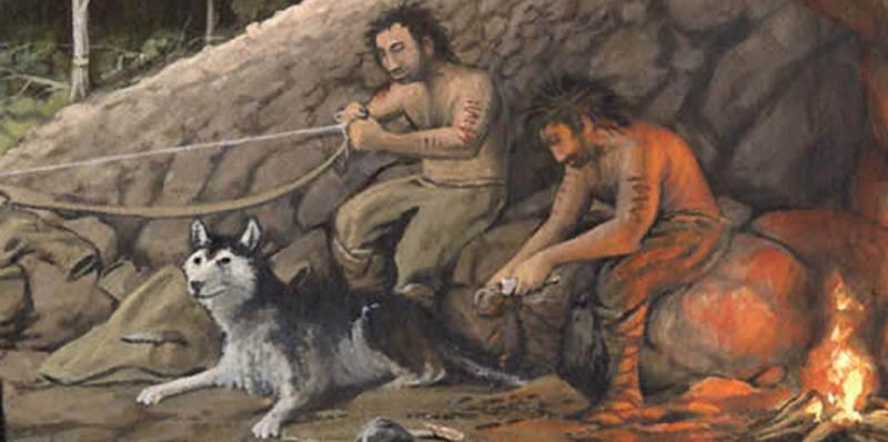 Собаки в древности
