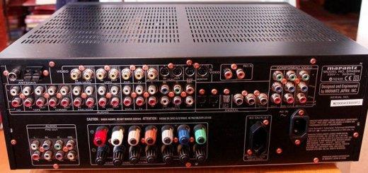 Рессивер MARANTZ SR4500 для домашнего кинотеатра