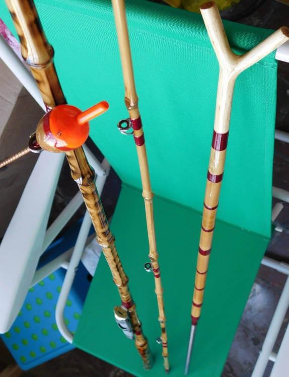 Бамбуковая удочка