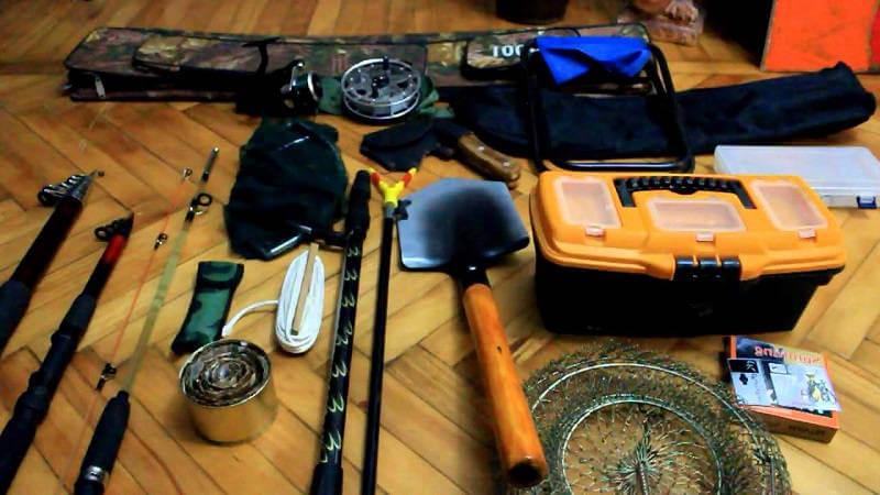 Что взять на рыбалку?