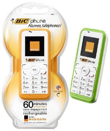 Одноразовые мобильные телефоны