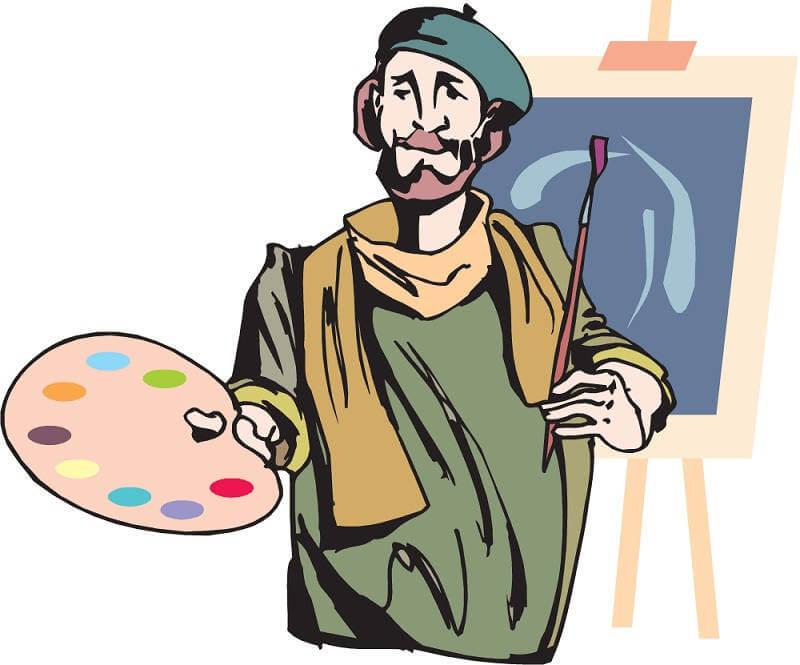 Профессия-художник