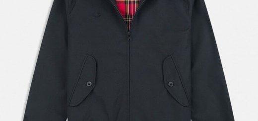 куртка харектон фред перри