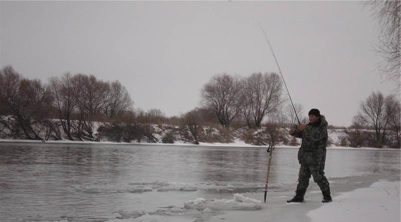 рыбалка майкаре