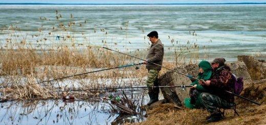 Календарь рыболова на апрель